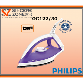 Philips GC122 Diva Dry iron