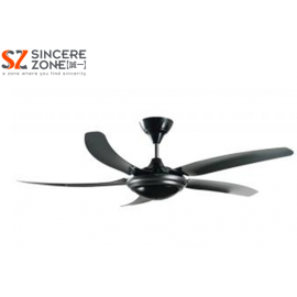 Sharp PJC166BK Decorative Ceiling Fan Wafu