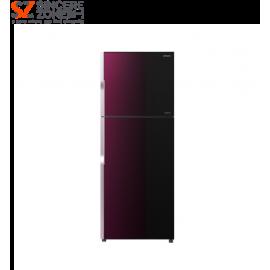 Hitachi R-VG460P3M 415L New Stylish Line Glass Series