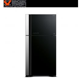 Hitachi R-VG660P3M 565L Big 2 Glass Series