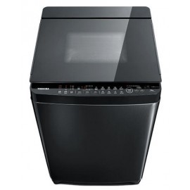 Toshiba AW-DUG1500WM(KK) 14kg Top Load SDD Inverter Fully Auto NANO WASH Washing Machine